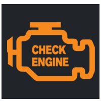 What should I do if my check engine light comes on?